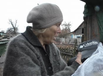 Проект РЕАЛЬНІСТЬ: Бабуля, не буксуй!