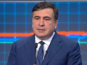 """""""Україна може бути прикладом для наслідування"""" - Михайло Саакашвілі"""