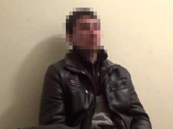 У зоні АТО СБУ затримала «прикордонника» терористів