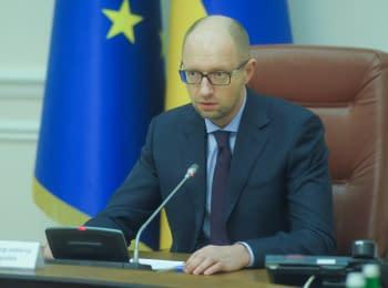 Правительство временно запрещает перемещение грузопотоков между Украиной и Крымом