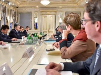 Порошенко: Ми будемо захищати права українців в окупованому Криму