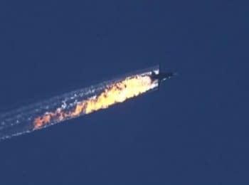 """""""Ваша Свобода"""": Чи переключить збитий Су-24 увагу Путіна з України на Туреччину і НАТО?"""