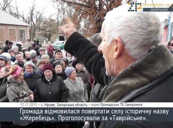 Декомунізація зсередини: як перейменовували село Кірове