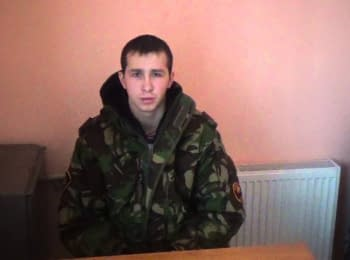 In Luhansk region border guards detained two Russian soldiers