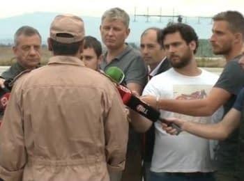 Нестиковки в інтерв'ю врятованого штурмана Су-24