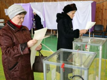 """Your Freedom"": Elections in Mariupol - ""Opposition Bloc"" in power?"