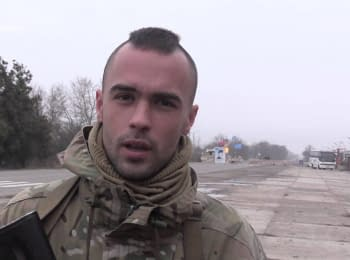 Russian nationalist about the capture of Crimea