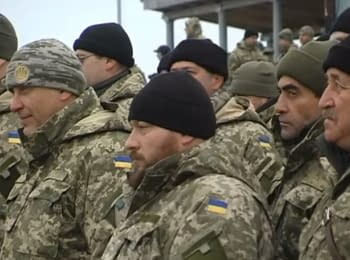 Meeting of ATO commanders at Yavoriv training ground