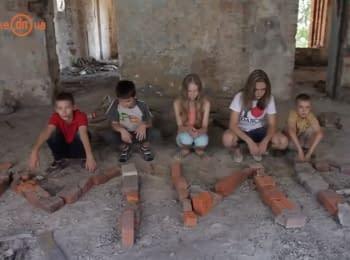 Діти-переселенці знімають фільми про мир
