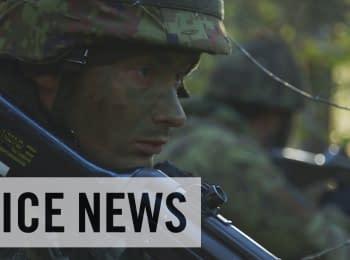 Росіяни йдуть: Національна Міліція Естонії
