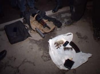У Дніпропетровську СБУ затримала торговця зброєю