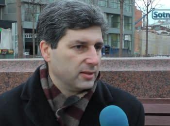 """Російський активіст М. Гальперін: """"Масових репресій не буде"""""""