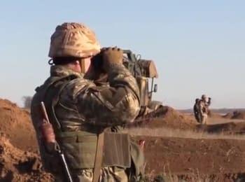 Українські військові посилюють другу лінію оборони