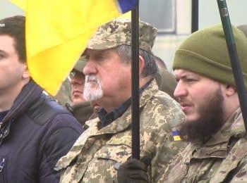 Одеські активісти вимагали визнання Росії агресором