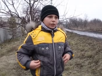 """It is possible to reach school, but too scary"" - pupil from Zaitseve"