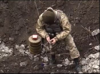 Neutralization of explosive devices continues at the ATO zone