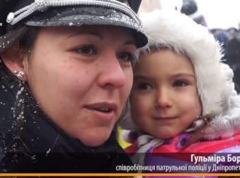 """""""Досвіду бракує, але хочу змінювати Україну на краще"""" – нові поліцейські у Дніпропетровську"""