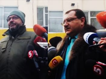 """Alexandrov's and Erofeev's advocacy wants to interrogate the so-called """"LPR people's militia"""""""