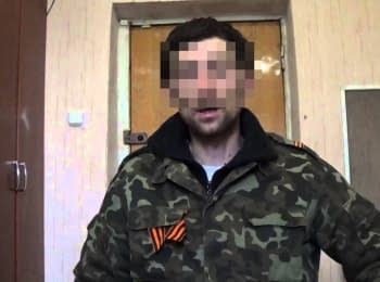 SBU has detained in Sloviansk the former militant - terrorists' informant