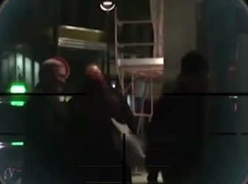 """Кадыров опубликовал в своем Instagram видео с Касьяновым через """"оптический прицел"""""""