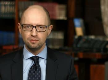 10 хвилин із Прем'єр-міністром України. Про політичну кризу