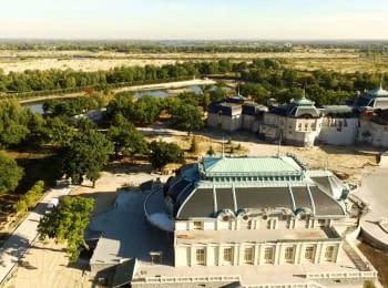 Палац Юри Єнакієвського у Конча-Заспі. Відео з безпілотника