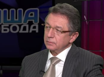 "Yuri Sergeyev about Russia: ""We are dealing with a medieval country"""