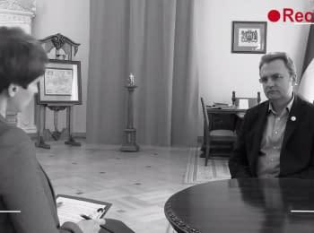 """Мэр Львова: """"Сколько ни говори о борьбе с коррупцией, она сама себя не уничтожит"""""""