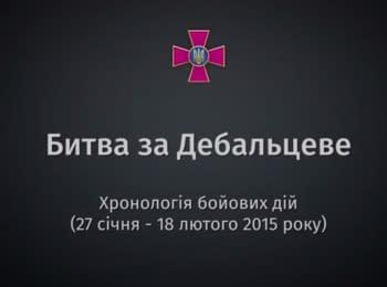 Битва за Дебальцеве: карта боїв та свідчення учасників