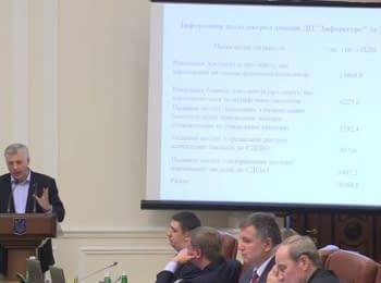 Засідання Кабінету Міністрів України, 24 лютого 2016 року