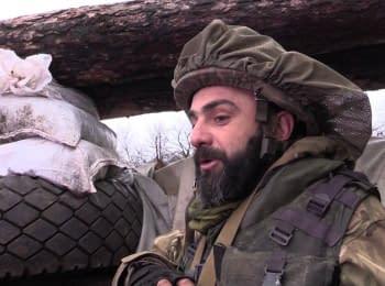 Граждане мира воюют за Украину