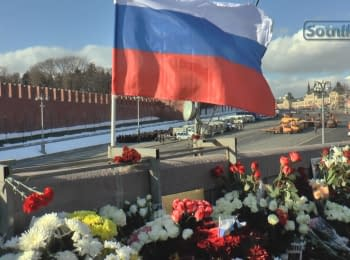 One year without Nemtsov. Walk without an escort...
