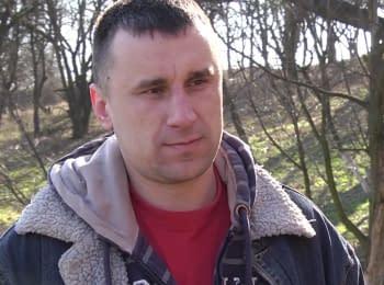 Трое пленных вернулись на территорию Украины