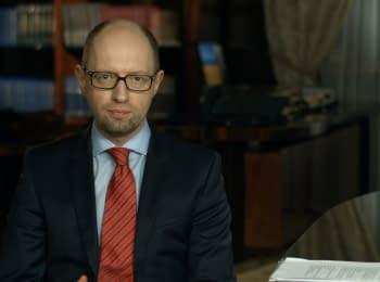 10 хвилин із Прем'єр-міністром України, 20.03.2016