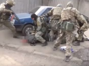 SBU detained the AFU reconnaissance group