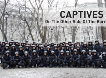 Captives: On The Other Side Of The Barricades . Series 2