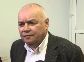 Kiselev told about his nephew, who fought at the Donbass