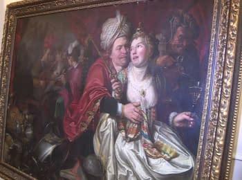 СБУ знайшла чотири картини, викрадені з голландського музею