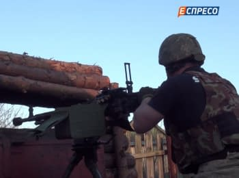 Intensive battle in Mariinka - 14th Brigade