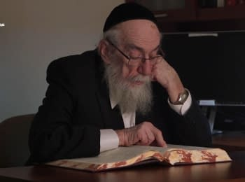 """Chernobyl hasn't died, he lives in all of us"" - a descendant of Chernobyl's rabbis"