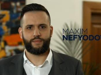 Max Nefyodov. Ukraine's Next Generation