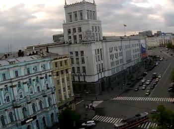 Konstytutsii Square, Kharkiv