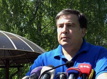 Saakashvili about possible provocations in Odessa on May 2