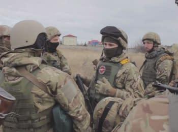 АЗОВ: два года войны. Годовщина основания военного подразделения