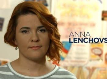 Anna Lenchovska. Ukraine's next generation