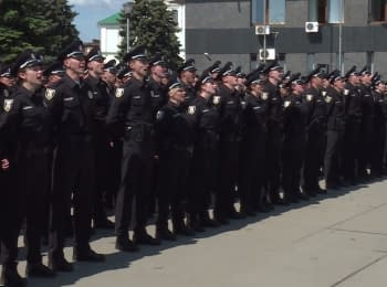 Patrol police has launched in Sumy