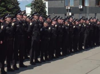 Патрульная полиция запустилась в Сумах