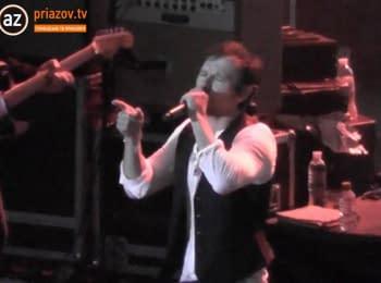 """Концерт """"Океан Эльзы"""" в Мариуполе. Полное видео, 17.05.2016"""