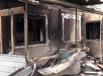 Авдеевка после огневого налета, 21-22 мая 2016
