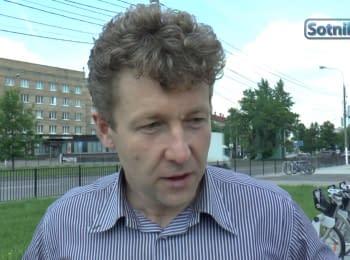 Москвичі про обмін Надії Савченко